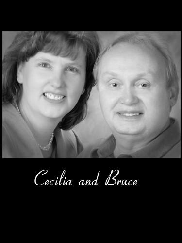 Cecilia and Bruce